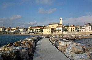 San Vincenzo, Tuscany - San Vincenzo