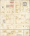Sanborn Fire Insurance Map from Reubens, Lewis County, Idaho. LOC sanborn01661 002.jpg
