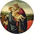 Sandro Botticelli - Madonna col Bambino e San Giovanni Battista.jpg