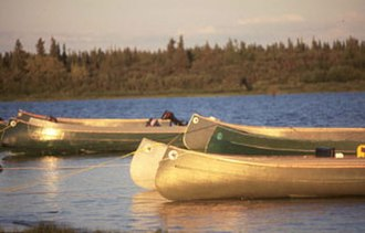 Sandy Bay, Saskatchewan - Summer Recreation