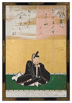 Sanjūrokkasen-gaku - 2 - Kanō Tan'yū - Ki no Tsurayuki.jpg