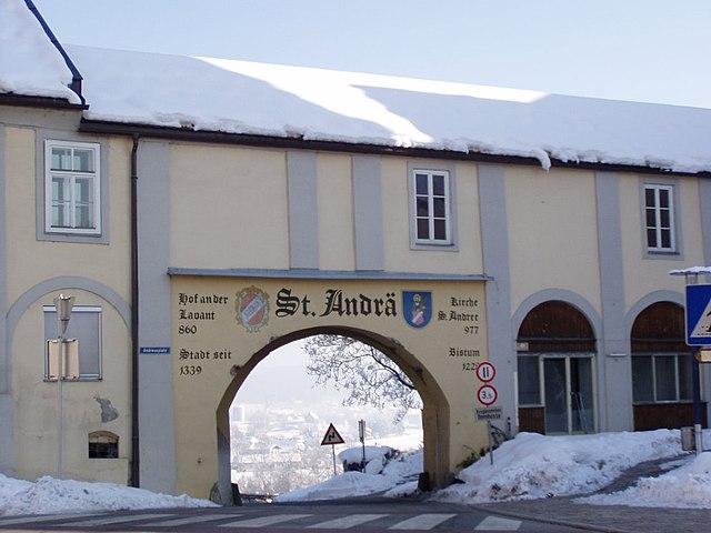 Sankt Andrä