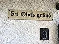 Sankt Olofs gränd street sign.jpeg