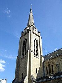 Sannois - Clocher eglise Saint-Pierre-Saint-Paul.jpg