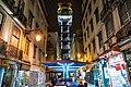Santa Justa Lift at Night (41936785855).jpg