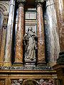 Santa Maria Maddalena de' Pazzi statua 02.JPG
