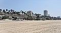 Santa Monica, California, beach and coastal bluffs.jpg