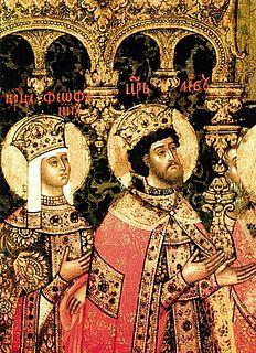 Theophano, wife of Leo VI Byzantine empress
