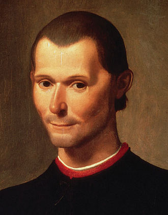 Italian nationalism - Niccolò Machiavelli