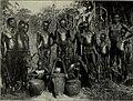 Sara in the camp at Jundu, 1910.jpg