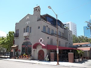 Sarasota Times Building - Image: Sarasota FL Downtown HD Times Bldg 01