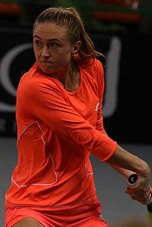 Aliaksandra Sasnovich Belarusian tennis player