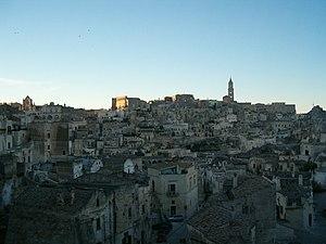 Sassi di Matera (Italy)