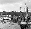 Sassnitz 1962, Kikötő. Fortepan 23508.jpg
