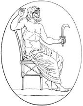 Gott Kronos