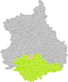 Saumeray (Eure-et-Loir) dans son Arrondissement.png