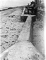 Scheveningen, 1945, Duitse verdedigingswerken.jpg