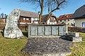 Schiefling Kirchenstraße Kriegerdenkmal SW-Ansicht 24122019 7779.jpg