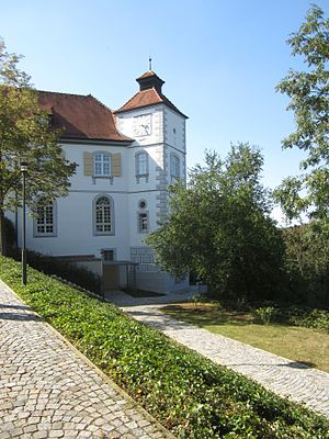 Filseck Castle - The North-East Tower