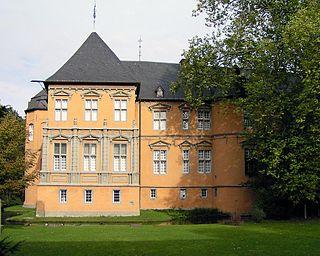 Rheydt subdivision of Mönchengladbach, Germany