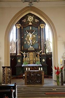 Schwanfeld kath. Kirche St, Michael-004.jpg