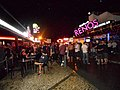Scots Fans on the strip Gibraltar V Scotland 11 October 2015 (7).JPG