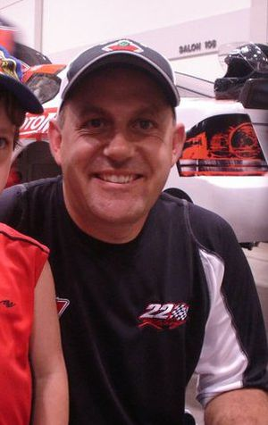 Scott Steckly - Steckly in 2011