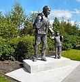 Sculpture on Lord Sheldon Way - geograph.org.uk - 1297788.jpg
