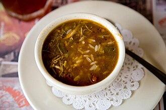 Gumbo - Creole seafood gumbo