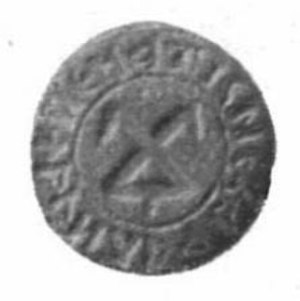 Radič Sanković - Seal of Radič Sanković, 1391