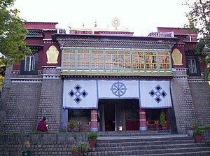 Norbulingka Institute - Seat of Happiness Temple, Norbulingka Institute.