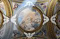 Second right chapel ceiling in Santa Maria dell'Orto (Rome).jpg