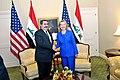 Secretary Clinton Shakes Hands With Iraqi Foreign Minister Zebari (5018900159).jpg