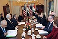 Secretary Clinton and Iraqi Foreign Minister Zebari Launch the Joint Coordination Committee (6502436627).jpg