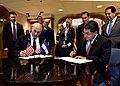 Secretary Kelly Meets with President of Honduras (33480586601).jpg