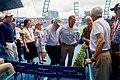Secretary Kerry Speaks With U.S. Congressional Delegation at Estadio Latinoamericano in Havana, Cuba (25999443635).jpg