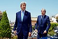 Secretary Kerry and Foreign Minister Gentiloni Depart Press Conference (27304877433).jpg