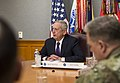 Secretary of Defense James Mattis meets with the Joint Chiefs of Staff (31644033044).jpg