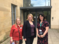 Secretary of State Karen Bradley MP visits the brilliant Which Way North exhibit, at the Great North Museum Hancock, celebrating innovation in the Northern Powerhouse (42897737255).png