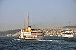 Sehit Temel Simsir ferry on the Bosphorus in Istanbul, Turkey 002.jpg