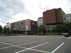 Seirō, Niigata - Seirō town hall