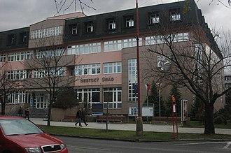 Senica - City hall of Senica