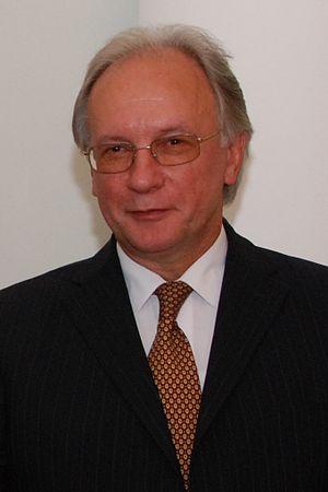 Sergei Martynov (politician) - Sergei Martynov in 2010