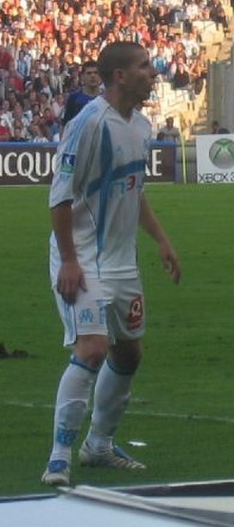 Koke (footballer, born 1983) - Koke playing for Marseille