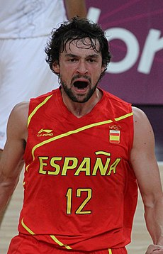 Sergio Llull and Juan Carlos Navarro excited 2 (cropped).jpg