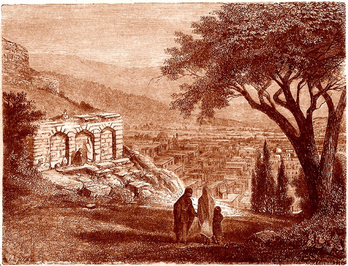 Shamakhi in 19th century (Azerbaijan).jpg