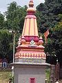 Shaniwarwada temple.JPG