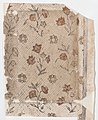 Sheet with overall floral pattern Met DP886590.jpg