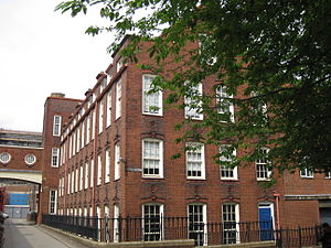 Sir Frederick Mappin Building - Technical School