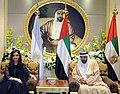 Sheikh Khalifa bin Zayed Al Nahyan with Cristina Fernández de Kirchner.jpg